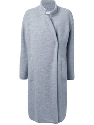 Rito Single Breasted Coat Grey