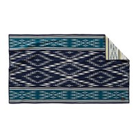 Pendleton Mendoza Trail Saddle Blanket Indigo
