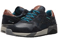 Allrounder By Mephisto Speed Dark Blue Suede T Vintage Lace Up Casual Shoes