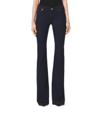 Michael Kors Flared Jeans Twilight Wash