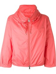 Moncler Cocoon Puffer Jacket Pink And Purple