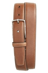 Nordstrom Men's Big And Tall Men's Shop Marlin Leather Belt Brown