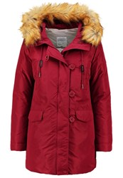 Bomboogie Down Coat Bloody Red Bordeaux