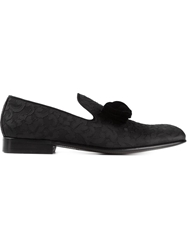 Dolce And Gabbana 'Siena' Slippers Black