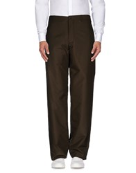 Allegri Trousers Casual Trousers Men Military Green