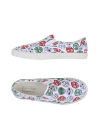 Bucketfeet Footwear Low Tops And Trainers Men White
