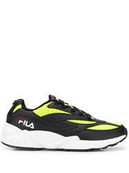 Fila Venom 94 Low Top Sneakers Black
