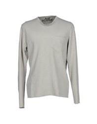 Daniele Alessandrini Homme Sweatshirts Light Grey