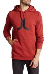 Wesc Icon Hoodie Red