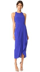 Yumi Kim So Social Maxi Dress Royal Blue