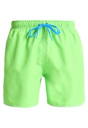 Arena Fundamentals Swimming Shorts Leaf Turquoise Green