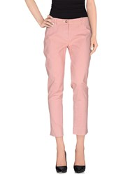 Heavy Project Trousers Casual Trousers Women Coral