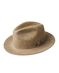 Bailey Of Hollywood Atmore Fedora Medium Brown