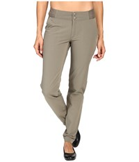 Royal Robbins Chill Blocker Pants Taupe Women's Outerwear