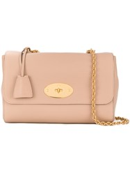 Mulberry Lily Medium Shoulder Bag Nude And Neutrals