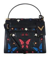 Valentino My Rockstud Butterfly Tote Female Multi