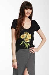 O'neill Single Lady Graphic Tee Black