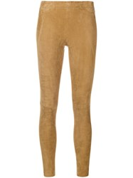 Stouls Carslon Leggings Brown