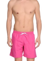 Franks Swimming Trunks Light Purple