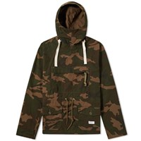 Bedwin And The Heartbreakers Macneil Popover Anorak Green