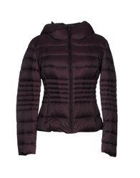 Roy Rogers Roger's Down Jackets Deep Purple