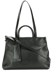 Marsell Top Handles Tote Women Leather One Size Black