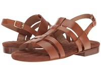 Walking Cradles Frisky Luggage Soft Antanado Women's Sandals Brown