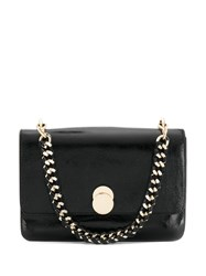 Tila March Karlie Chain Shoulder Bag Black