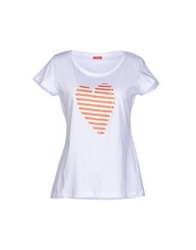 Altea T Shirts White
