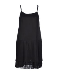 Ports 1961 Short Dresses Black