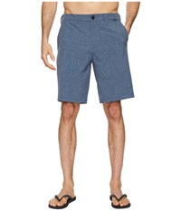 Hurley Phantom Hybrid Walkshorts Obsidian Brown