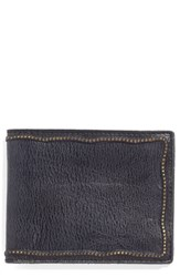 John Varvatos Men's Collection Leather Wallet
