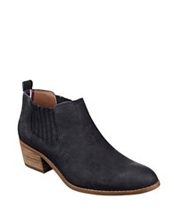 Tommy Hilfiger Ripley Ankle Boots Black