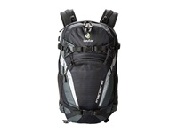 Deuter Freerider 26 Black Anthracite Backpack Bags Multi