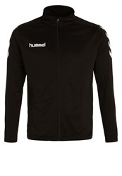 Hummel Core Tracksuit Top Black