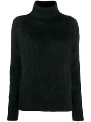Gianluca Capannolo Textured Sweater Black