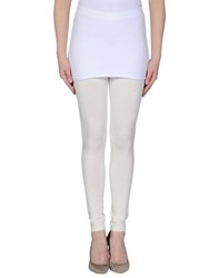 Twin Set Simona Barbieri Trousers Leggings Women