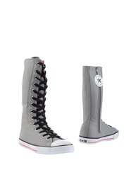 Converse All Star Boots Grey