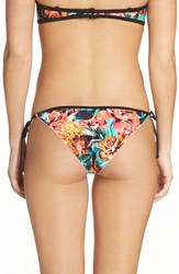 Body Glove Women's Wonderland Side Tie Bikini Bottoms