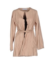 Kaos Coats And Jackets Full Length Jackets Women Khaki