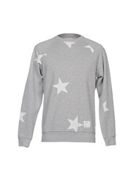 The Editor Sweatshirts Light Grey