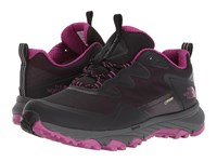 The North Face Ultra Fastpack Iii Gtx R Tnf Black Wild Aster Purple Shoes