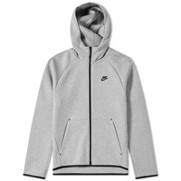 Nike Tech Fleece Zip Hoody Grey