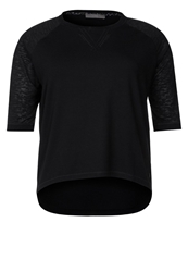 Triangle By S.Oliver Basic Tshirt Black