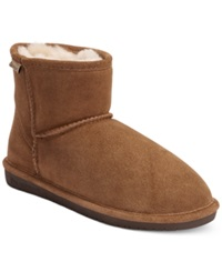 Bearpaw Demi Cold Weather Ankle Booties Women's Shoes Hickory