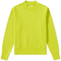 Our Legacy Collage Sweat Yellow