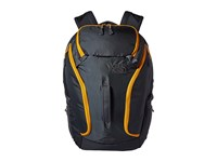 The North Face Big Shot Asphalt Grey Citrine Yellow Backpack Bags Gray