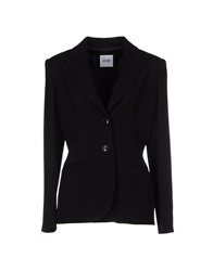 Moschino Cheap And Chic Moschino Cheapandchic Blazers Black