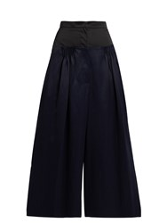 Sportmax Sedan Trousers Navy