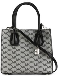 Michael Michael Kors Medium Mercer Tote Grey
